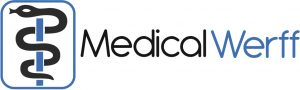 Medicalwerff logo BASIS AF lichter tinten